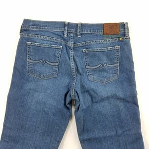 Lucky Brand Sweet N Low Ankle Denim Jeans Pants
